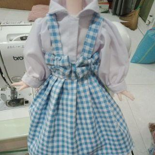 Đầm búp bê babodiy 30cm (không kèm búp bê )