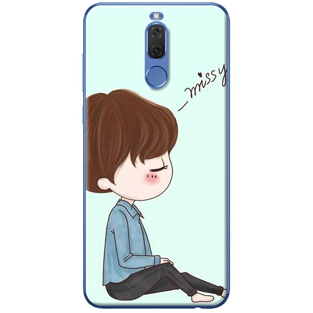 Ốp lưng nhựa dẻo Huawei Nova 2i Anh nhớ em