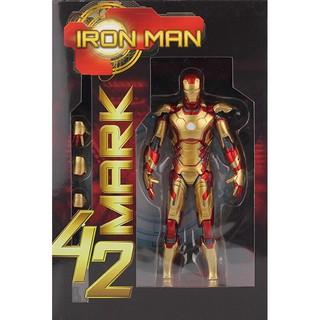 Mô Hình Figma người sắt Iron Man Mark 43 MK43 Ver.2 – Marvel hàng Quảng Châu