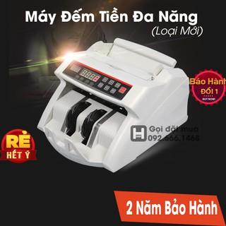 [BH 2 Năm] Máy đếm tiền giá tốt MC2200 Hàng Chính Hãng thumbnail