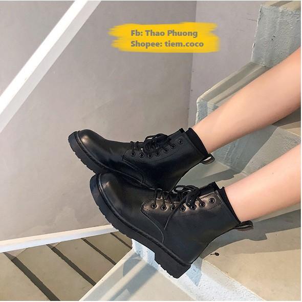 Boots da ulzzang