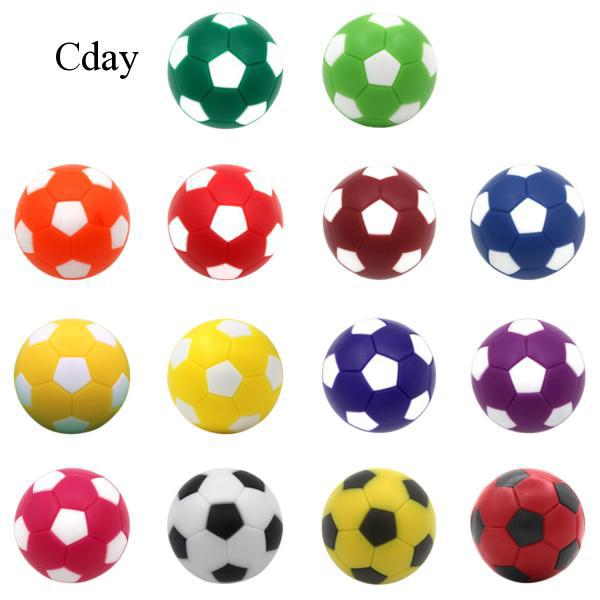 14PCS 36mm Soccer Football Table Replacement Balls Accessories for C906