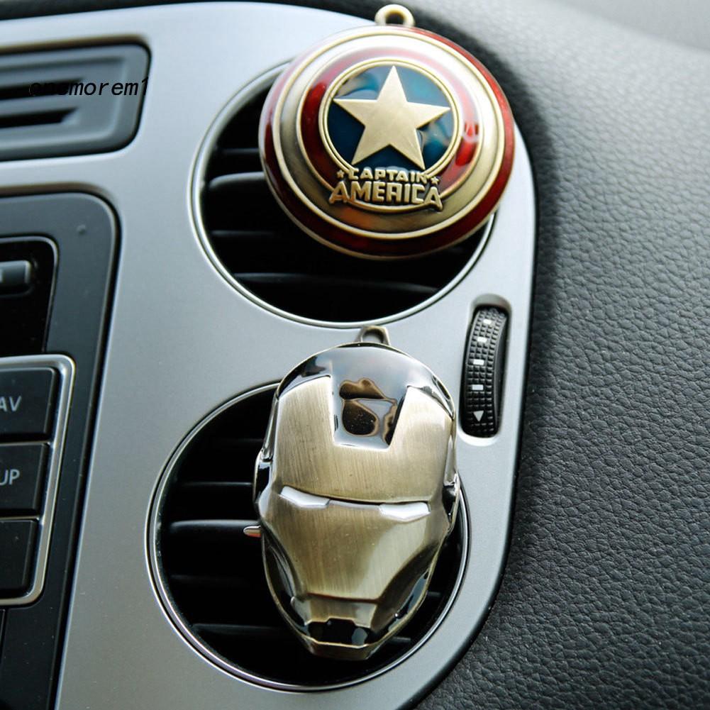 Phụ kiện khuếch tán nước hoa cho xe hơi hình siêu anh hùng