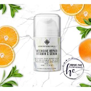 Tinh chất dưỡng sáng chống lão hóa da ASDM Beverly Hill Intensive Repair Vitamin C Serum 60ml