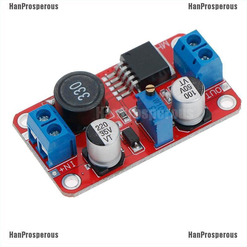 HanProsperous 5A DC-DC step up power module boost volt converter 3.3V-35V to 5V 6V 9V 12V 24V