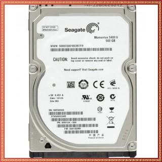 Ổ cứng Seagate 500GB ( BH 24 tháng ) thumbnail