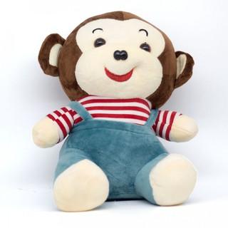 Thú bông ngộ nghĩnh – Khỉ cười vui vẻ 30cm