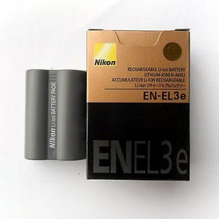 Pin Nikon EN-EL3E ( EN EL3e ) dùng cho Nikon D70, D70s, D80, D90, D200, D300, D700