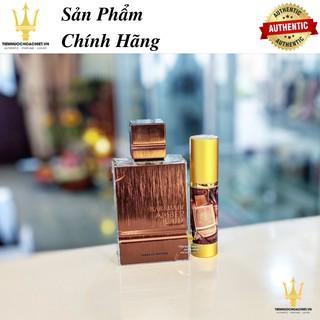 [Tiemnuochoachiet.vn] - Nước Hoa Mini Unisex Al Haramain Amber Oud Tobacco Edition thumbnail