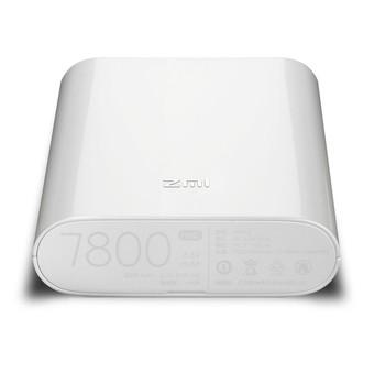 Thiết bị phát wifi từ sim 3G/4G Xiaomi ZMI MF855 kiêm sạc dự phòng 7800mAH (Trắng) - 2511651 , 61820828 , 322_61820828 , 1510000 , Thiet-bi-phat-wifi-tu-sim-3G-4G-Xiaomi-ZMI-MF855-kiem-sac-du-phong-7800mAH-Trang-322_61820828 , shopee.vn , Thiết bị phát wifi từ sim 3G/4G Xiaomi ZMI MF855 kiêm sạc dự phòng 7800mAH (Trắng)