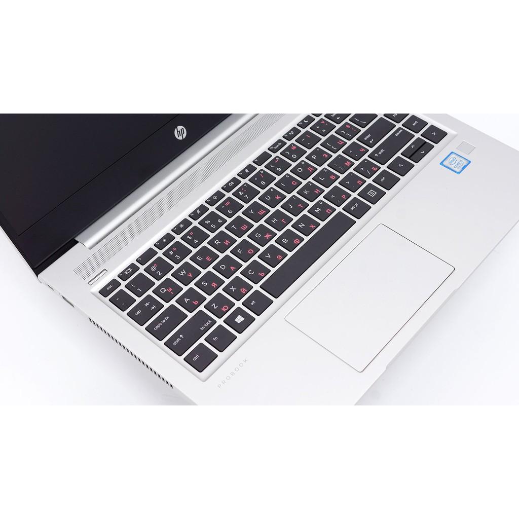 [Nhập ELHPLAPTOP giảm 500k]Laptop HP ProBook 440 G6 Core i3-8145U/4GB RAM DDR4/500GB HDD/14