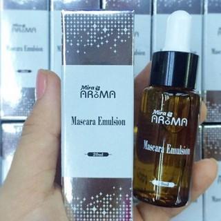 [FREE SHIP 99K] Nước pha mascara không bị khô vón cục Aroma Emulsion Cao cấp Hàn Quốc 20ml thumbnail