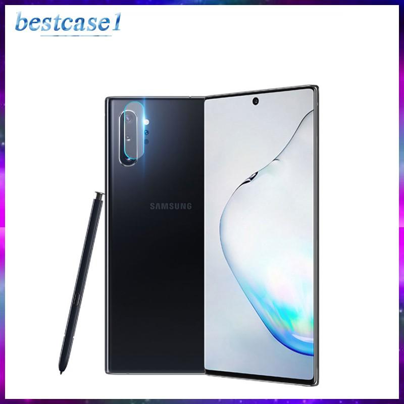 Film dán cường lực camera trong suốt cho Samsung Galaxy Note10 Note10+