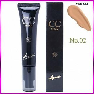 Kem nền chống nắng và che khuyết điểm CC Cream Asami 02 Hàn Quốc 30ml (màu sáng) thumbnail