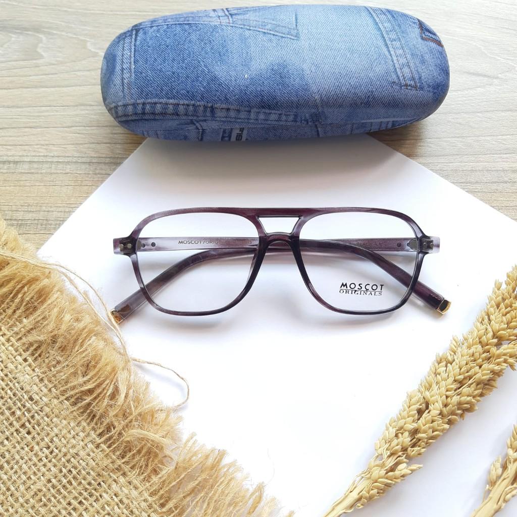 Mắt kính Moscot Bjorn's mới nhất cho nam