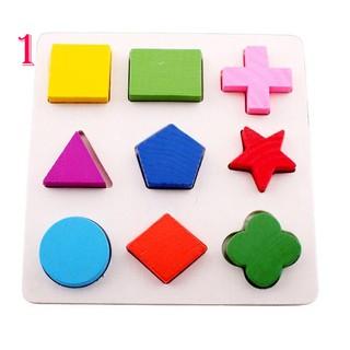Bảng hình học ba chiều – phương pháp giáo dục Montessori Đồ chơi giáo dục