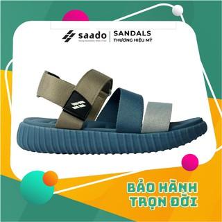 Giày Dép Sandal SAADO - HS01 - BRAVE