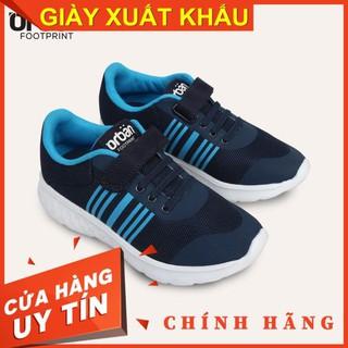 [SALE] Giày thể thao cao cấp cho bé trai Urban TB1927 xanh dương - Chính hãng