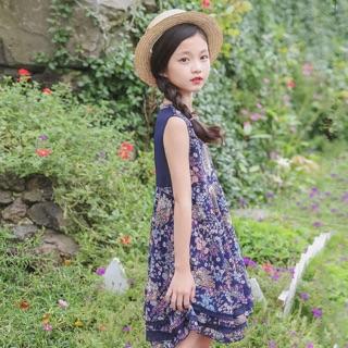 Váy voan hoa cao cấp (sz 18-20kg)