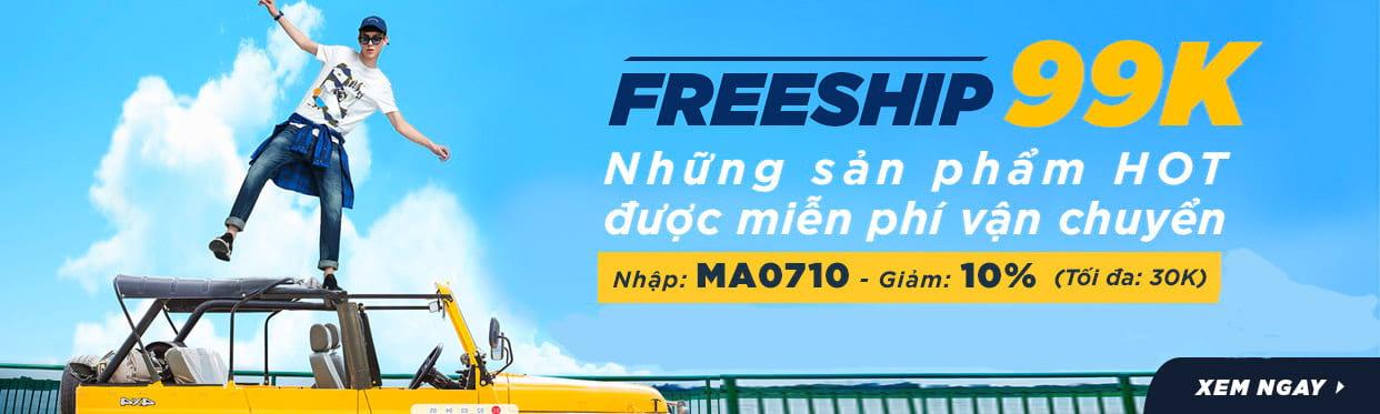 FREESHIP99K
