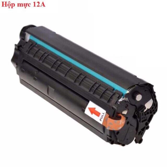 Hộp mực in 12A dùng cho máy in (2900/3000/1020)