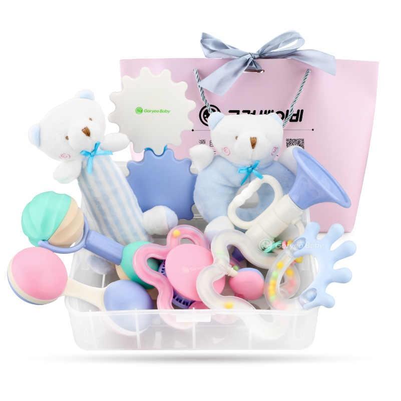 Bộ xúc xắc gặm nướu 9 món Goryeo Baby