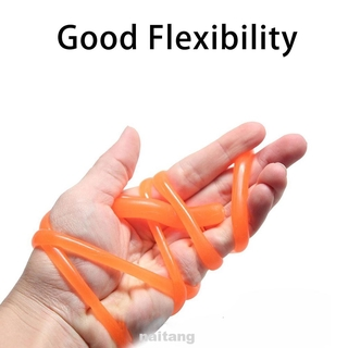 Colorful Pull Resistant Sensory Relieve Squeeze Stretchy String