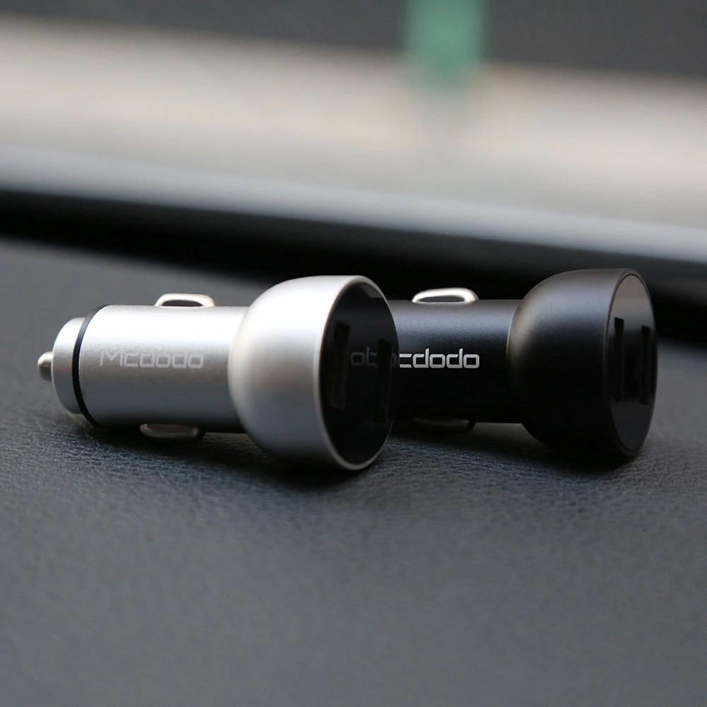 USB sạc nhanh cho iPhone với màn hình LED kỹ thuật số cho Samsung Galaxy