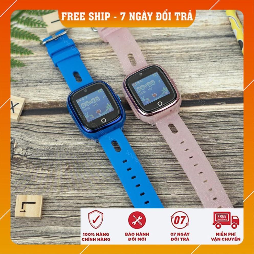 7 Ngày Đổi Trả – Chính Hãng] - Đồng hồ thông minh trẻ em WONLEX KT01 có  Camera, GPS (Tặng kính cường lực dán sẵn) chính hãng 1,380,000đ