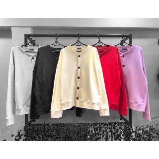 Áo khoác cadigan, (có 6 màu) form rộng unisex (ảnh thật)