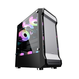 [Mã 1510ELSALE hoàn 7% đơn 300K] case MIK AH01 BLACK new box thumbnail