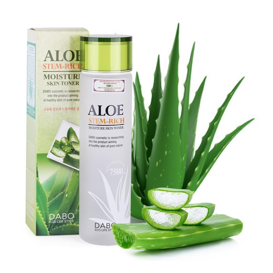 [Nước hoa hồng] Nước hoa hồng dưỡng ẩm và mềm da Aloe Stem-Rich Skin 150ml - Hàng Chính Hãng - 2929763 , 166559157 , 322_166559157 , 400000 , Nuoc-hoa-hong-Nuoc-hoa-hong-duong-am-va-mem-da-Aloe-Stem-Rich-Skin-150ml-Hang-Chinh-Hang-322_166559157 , shopee.vn , [Nước hoa hồng] Nước hoa hồng dưỡng ẩm và mềm da Aloe Stem-Rich Skin 150ml - Hàng Chín