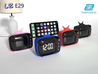 Loa Bluetooth Không Dây E29 Phong Cách Retro Và Phụ Kiện