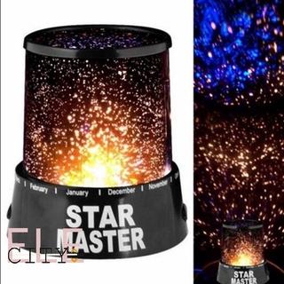 Đèn Chiếu Bầu Trời Sao 3d Xoay 360 Độ 17ele thumbnail
