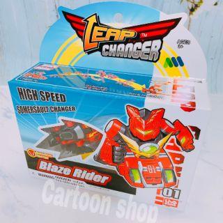 Tốc chiến thần xa Leap Changer- Blaze Rider 9801