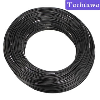 [TACHIUWA] Premium PVC Bike 5/4mm Cable Housing for Brake Derailleur Shifter Brake Cables Protective Sleeves