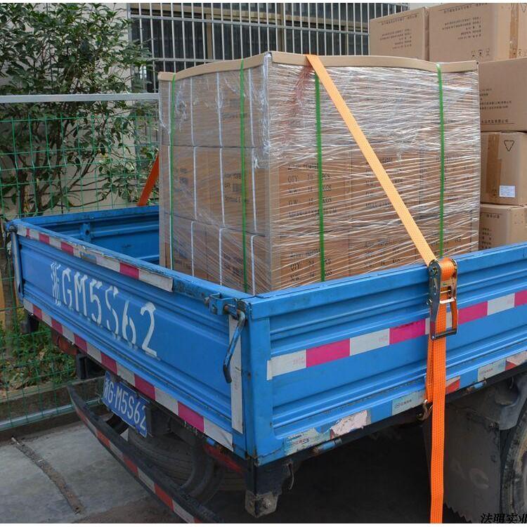 Dây đai, tăng đơ siết chăng hàng xe tải size 5cm*12m