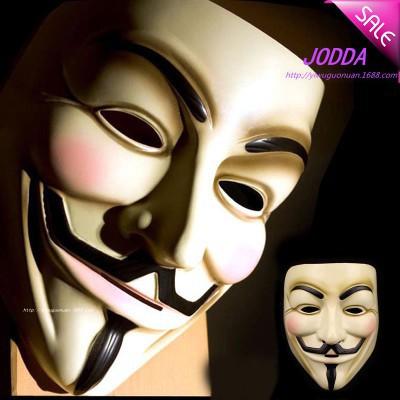 MẶT NẠ HÓA TRANG HACKER anonymous đủ màu cao cấp hàng chính hãng mã sp VS9734