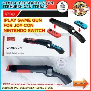 Súng chơi game Nintendo Switch màu đen thumbnail