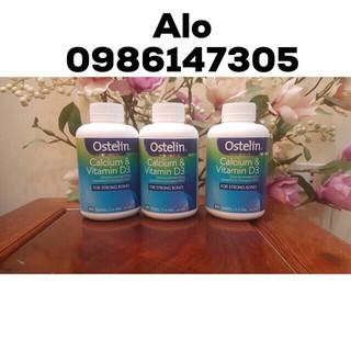 Vitamin D Calcium Ostelincủa Úc