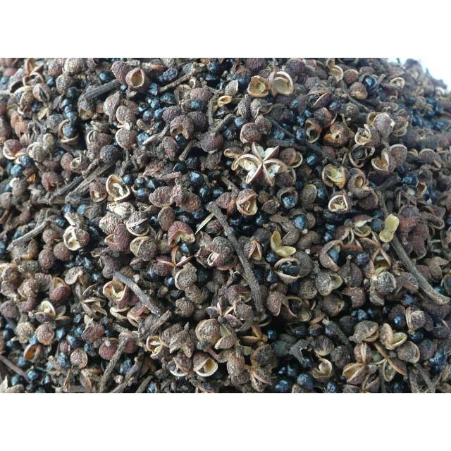 100gr hạt măng khén (hạt tiêu rừng)