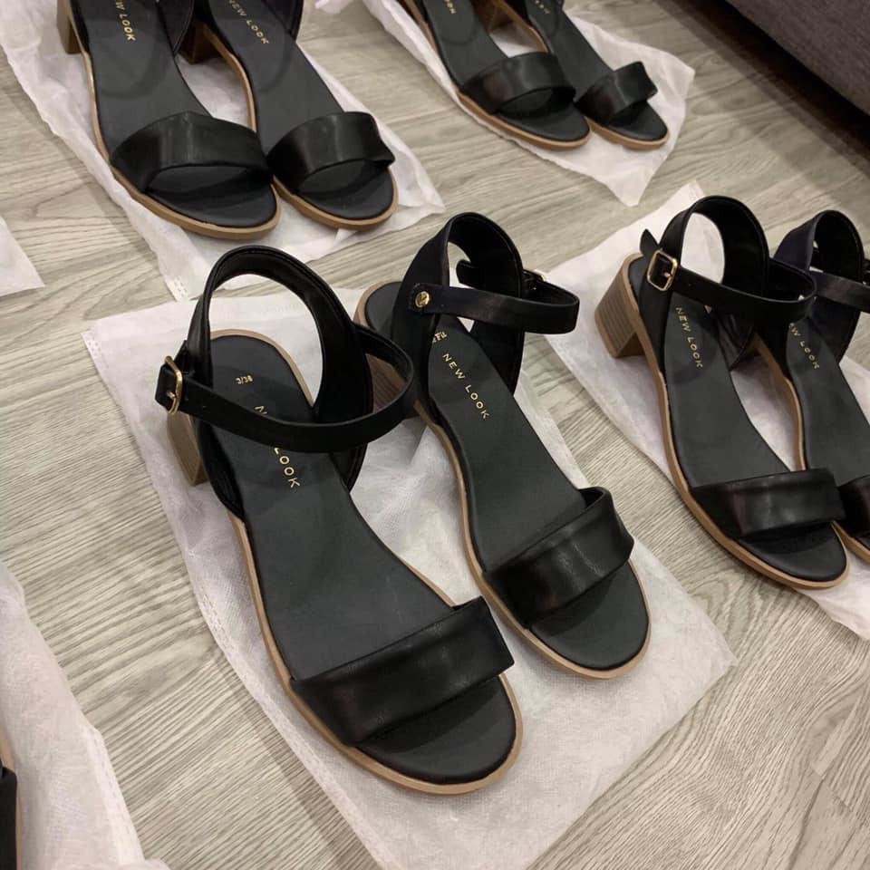 [Order 7 ngày]- Dép sandal Newlook (mn tăng sz giày)