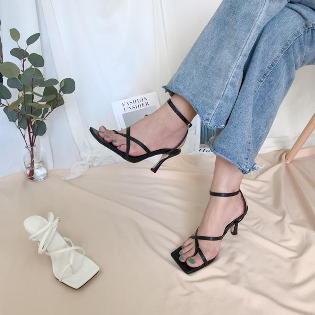 Giày dây xỏ ngón 7