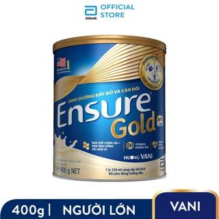"""[Nhập GRO1AB10 giảm 4%] Sữa bột Ensure Gold Abbott (HMB) 400g giá chỉ còn <strong class=""""price"""">31.900.000.000đ</strong>"""