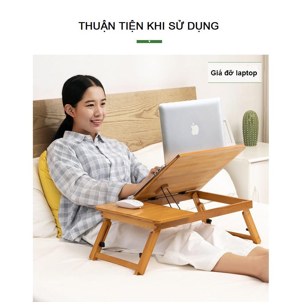 Bàn Gấp Học Sinh Thông Minh Gấp Gọn, Bàn Xếp Laptop Đa Năng Có Thể Gấp Gọn Tùy Chỉnh Nhiều Góc Độ