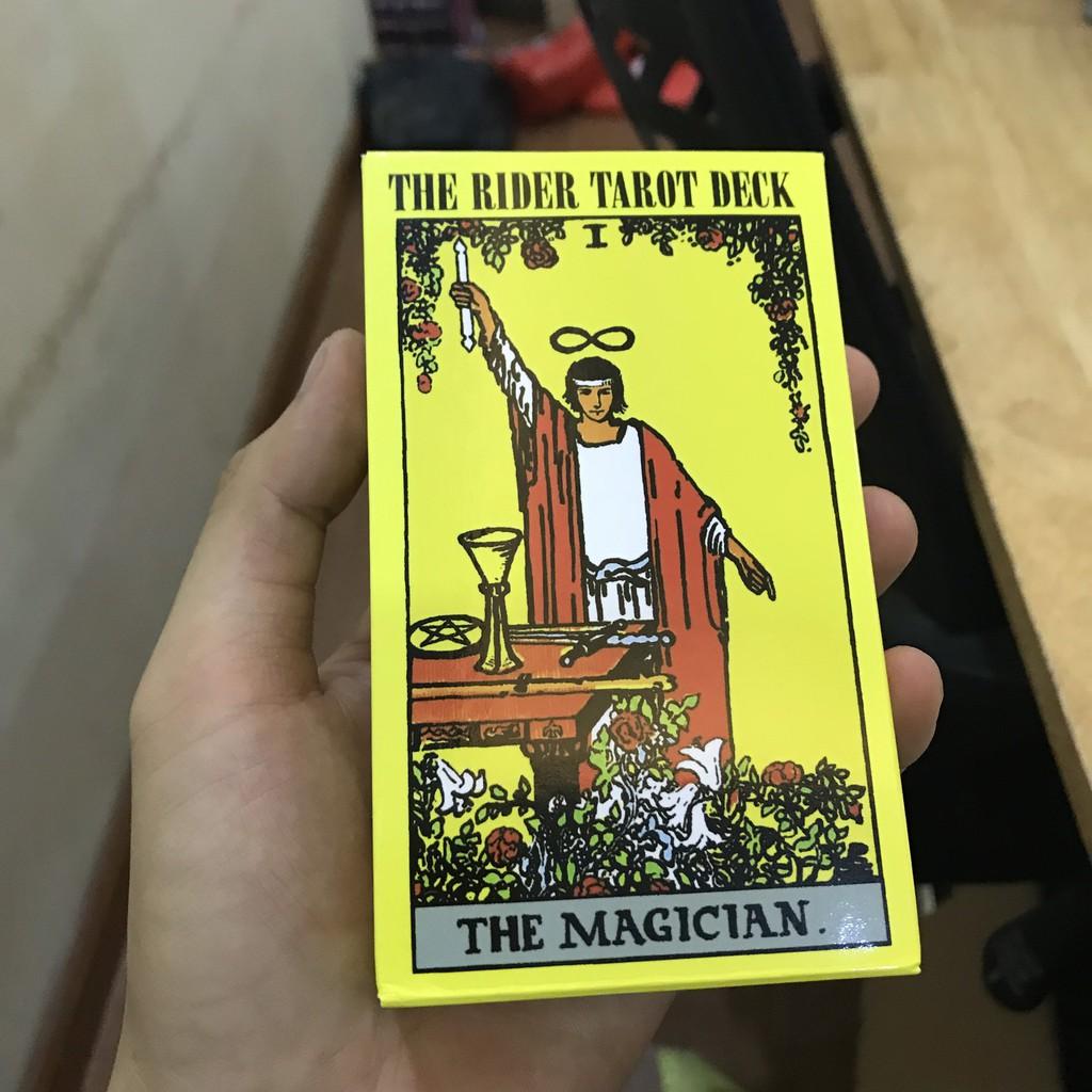 Bộ Bài Bói Tarot The Deck Xem Vận Mệnh