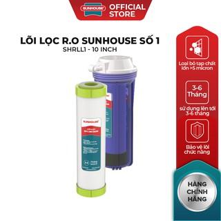 Lõi lọc nước số 1-2-3 Sunhouse SHRLL1-2-3 thumbnail