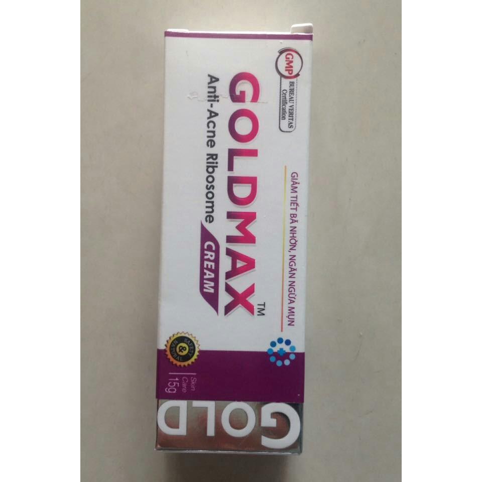 Kem trị mụn Gold Max 15g - 0002