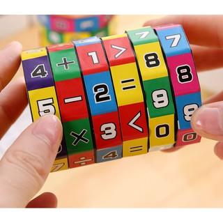 Rubik toán học tính nhẩm cho trẻ em