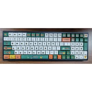 Bộ Keycap Pokemon nhựa PBT cho bàn phím cơ